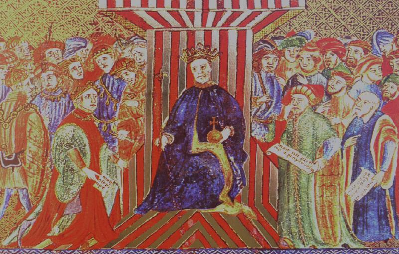 Bases históricas como reino cristiano V
