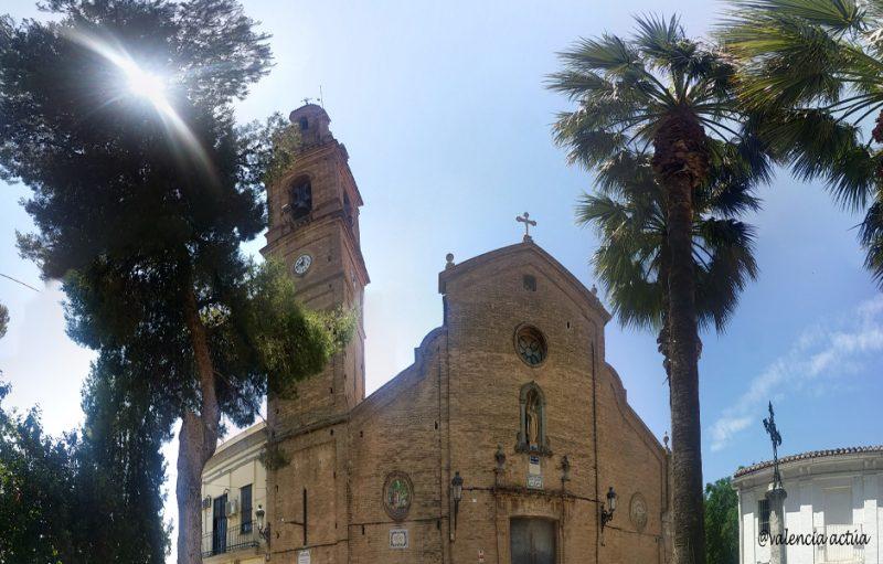 Ruzafa Evolución Histórica Fonteta de Sant Lluís