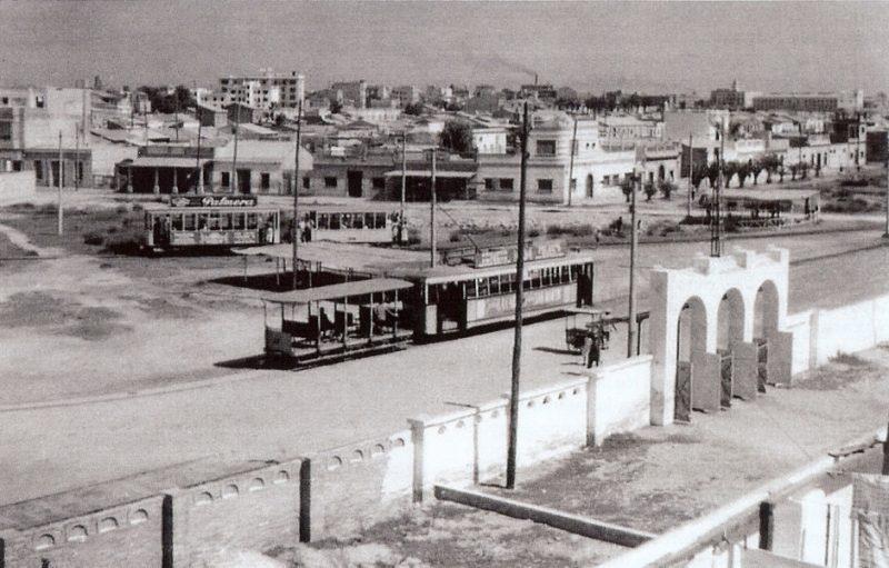 Nazaret huerta y río