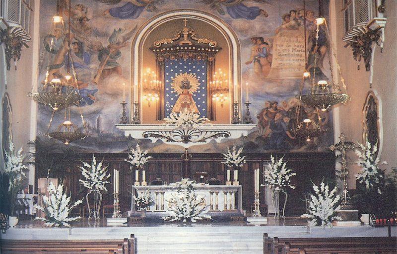 Convento-iglesia del Pilar