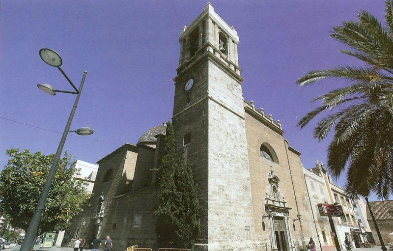 Arquitectura religiosa del Marítimo I
