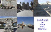 Esculturas Pont dels Serrans