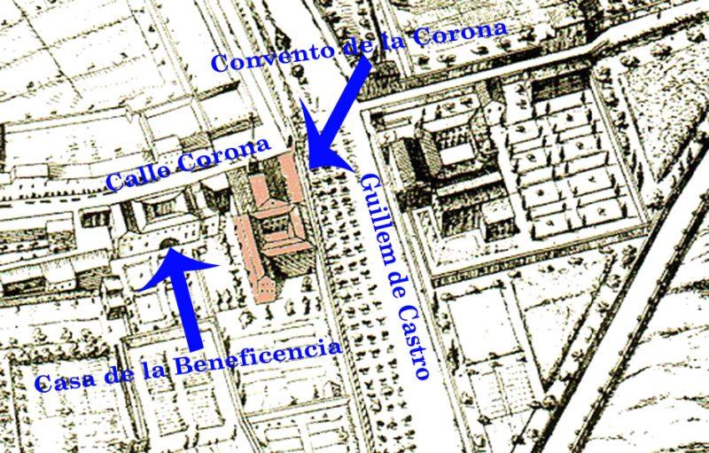 Edificios o elementos desaparecidos III