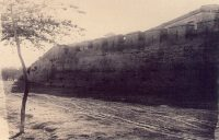 Construcción de las murallas