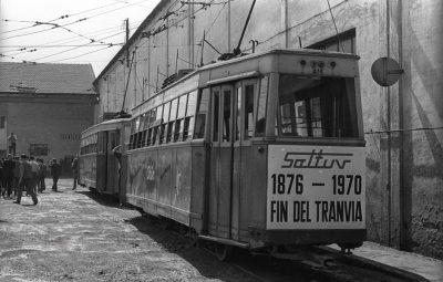 Los tranvías al Grau