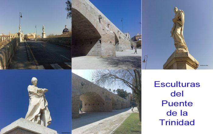 Esculturas Pont de la Trinitat