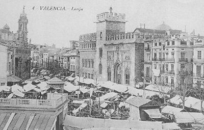 El Mercado y la Lonja