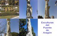 Esculturas Pont de Aragón