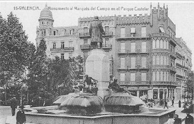 Monumento al Marqués de Campo