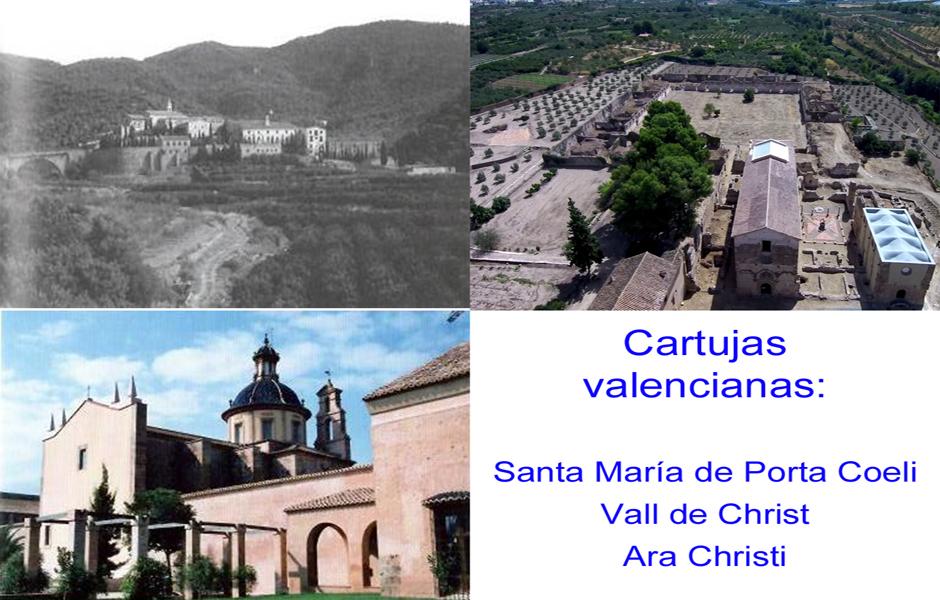 Las cartujas valencianas