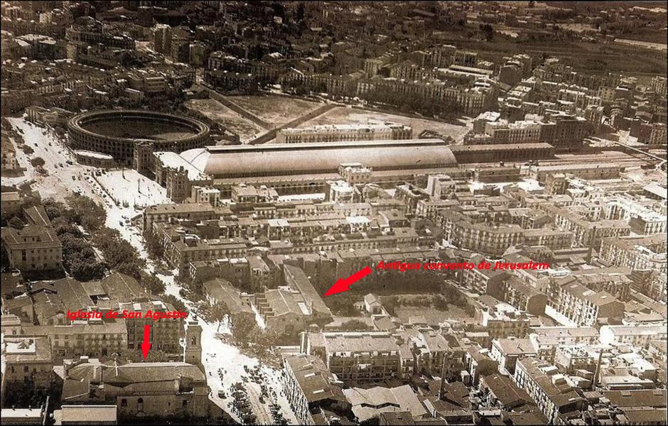 Convento de Jerusalem