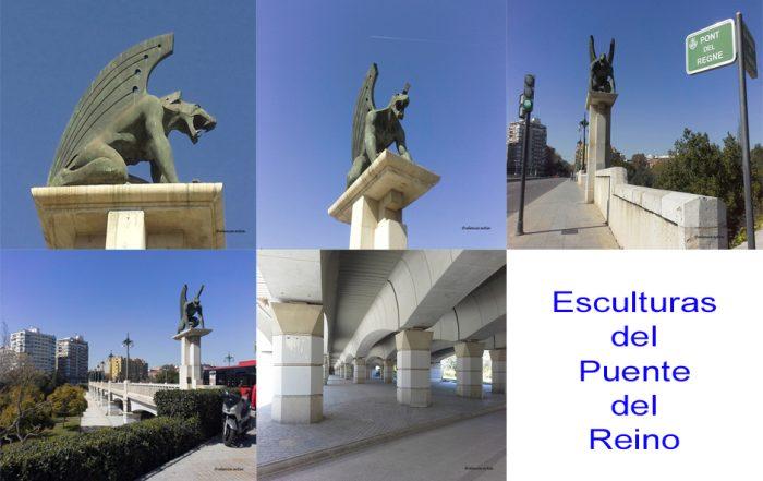 Esculturas Pont del Regne