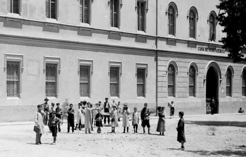 Colegio Imperial Niños Huérfanos