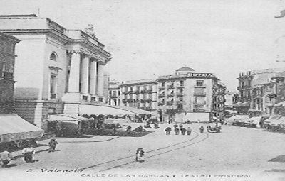 El Teatro y el Banco